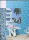 Elements Wallpaper Swimming Pool 36-Pool  By Wemyss Covers Wallcoverings
